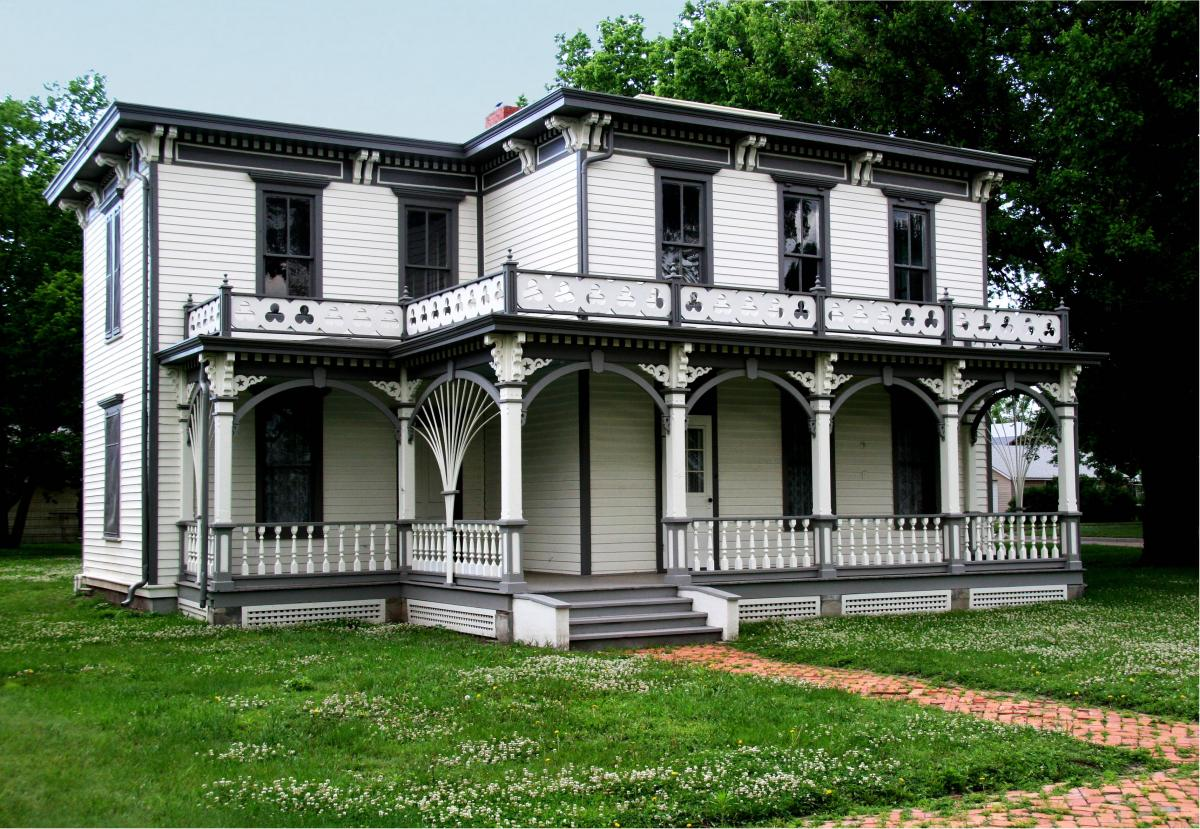 The Harling House