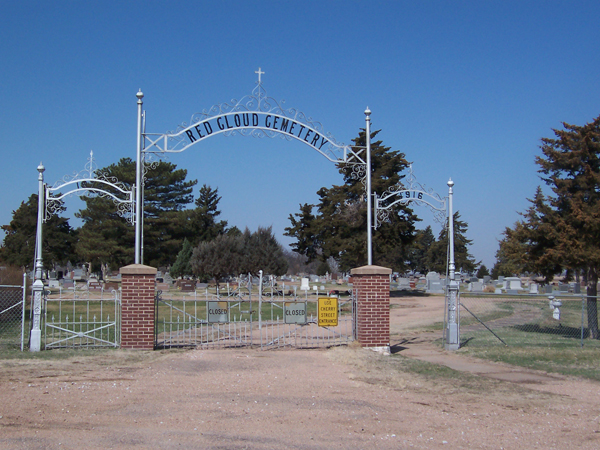 Red Cloud Cemetary