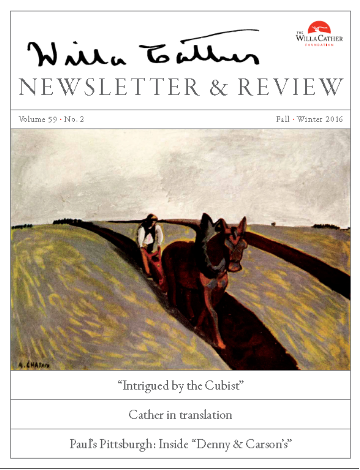 Newsletter and Review Volume 59 No 2