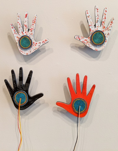 """""""Hands"""" by Austin Real Rider 