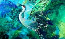 Artwork by Lincoln gallery owner Julia Noyes