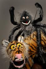 Anansi the Spider has a few lessons to learn!